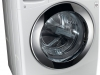 LG White Front Steam Washer 3.6 Cu. Ft. 2