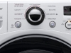 LG White Front Steam Washer 3.6 Cu. Ft. 3