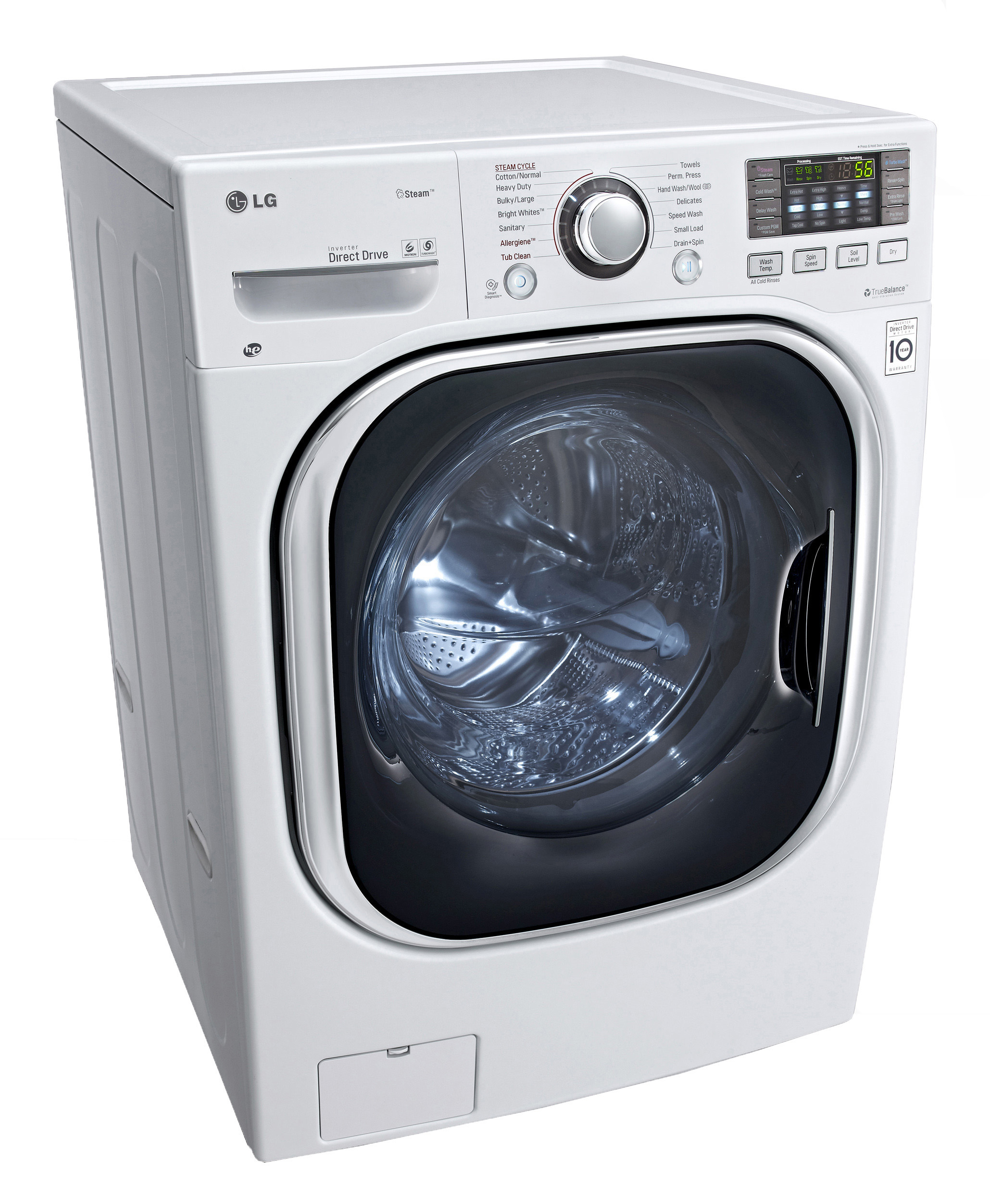 Lg Wm3997hwa Comparison Of Washer Dryer Combos