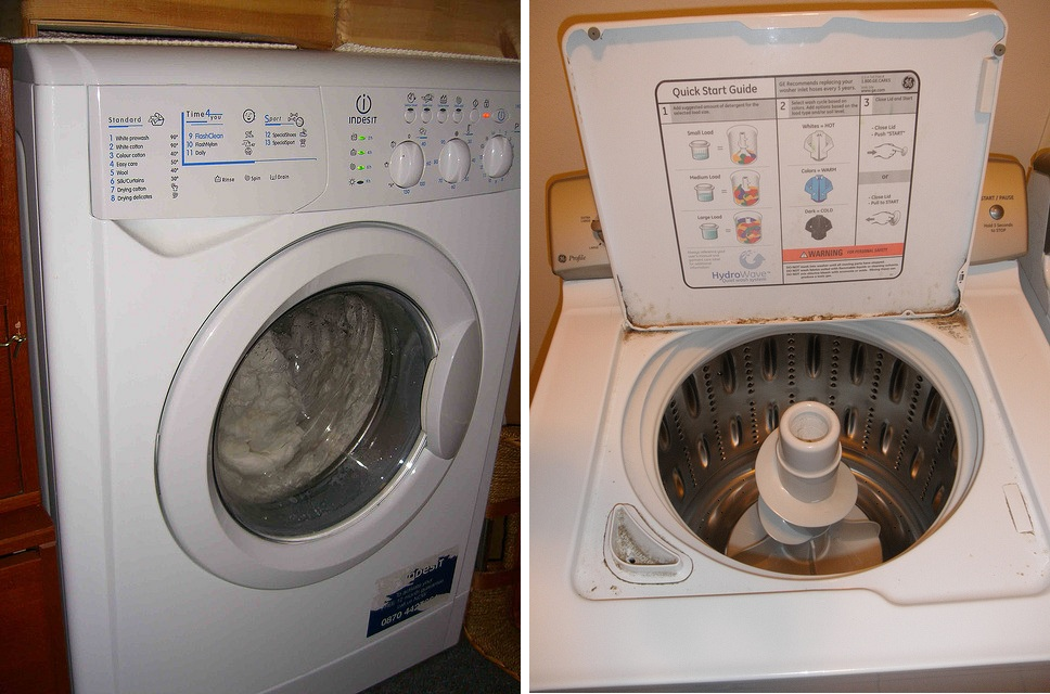 Front Load Vs Top Load Washers Comparison Of Washer Dryer Combos