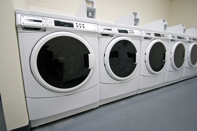 Modern washers/dryers