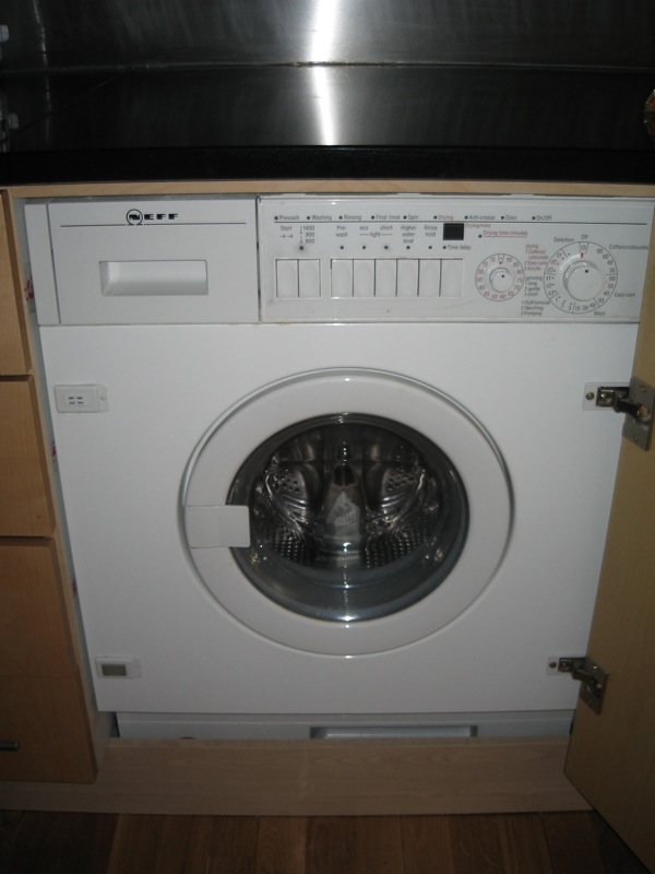 why buy a washer and dryer in one