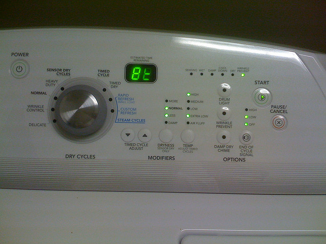 Dryer problems