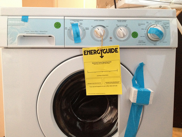 brand new washer
