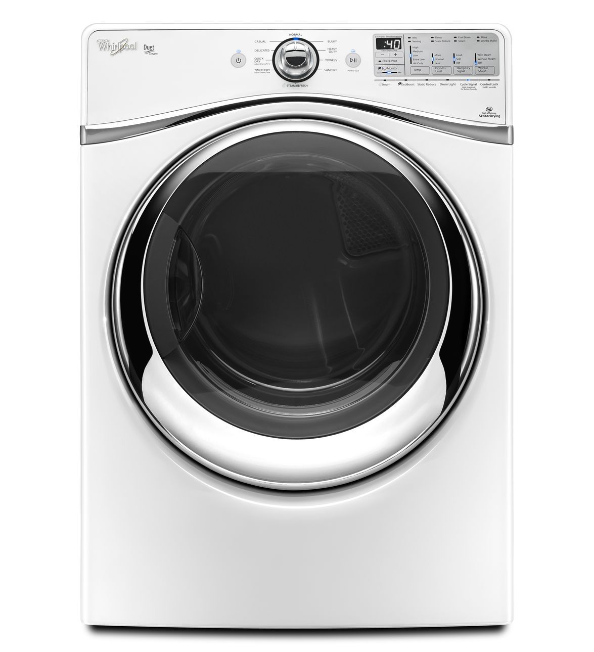 Whirlpool WED94HEAW Duet 7.4 Cu. Ft.