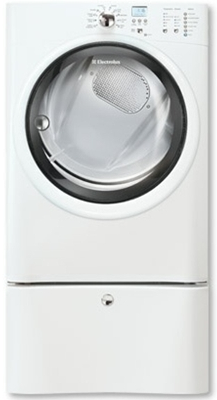 Electrolux EIED50LIW IQ-Touch 8.0 Cu. Ft.