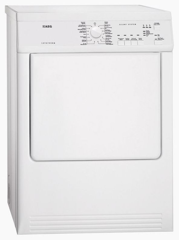 AEG T65170AV 7kg Freestanding Vented Tumble Dryer