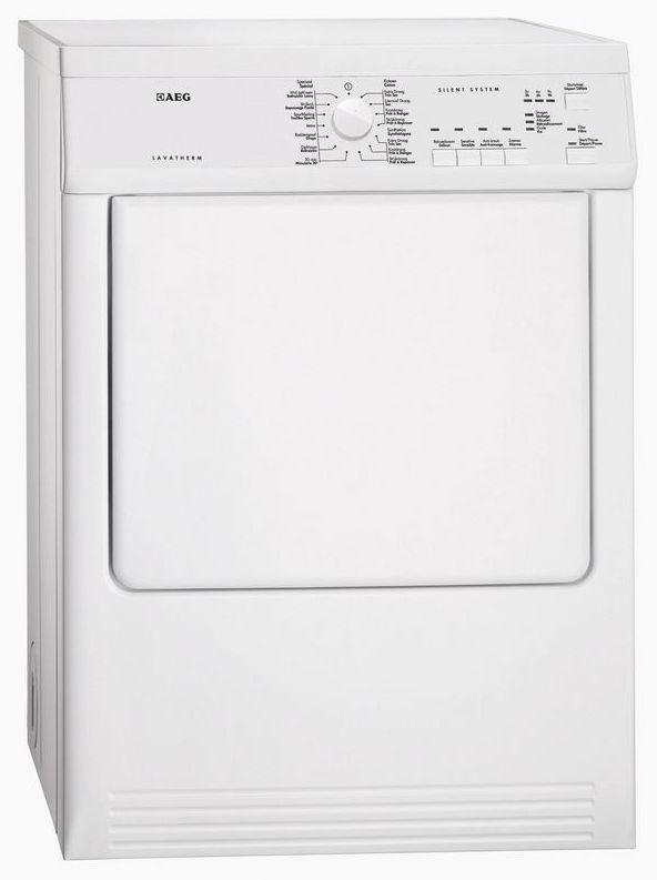 AEG T65170AV 7kg Freestanding Vented Tumble Dryer